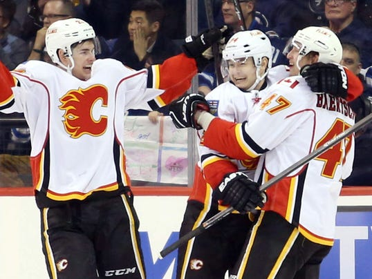 2013-11-18 Calgary Flames