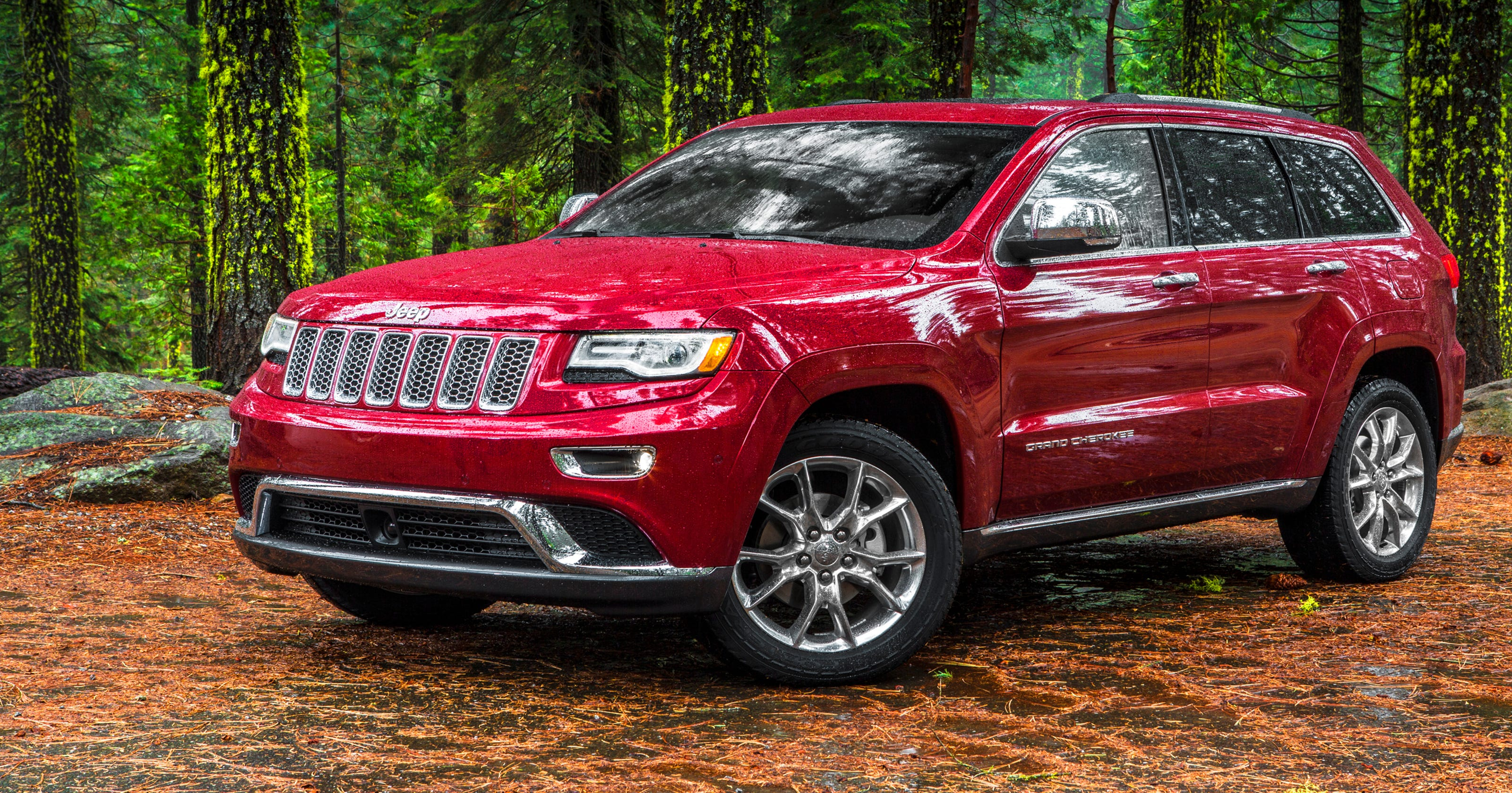 Test Drive: New diesel Cherokee not quite Grand