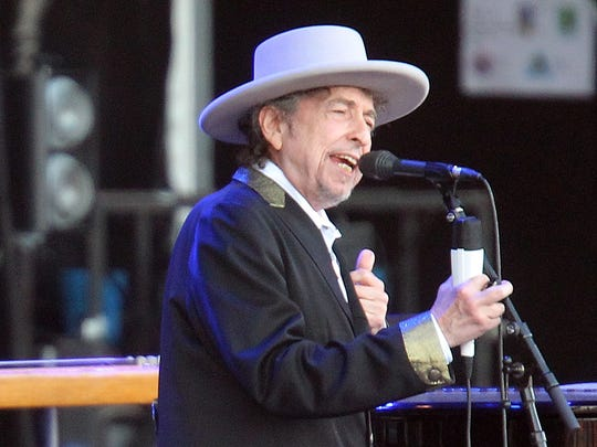 Singer/songwriter Bob Dylan will perform at The Lawn at White River State Park on June 25.
