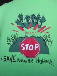 Some Nashvillians in support of conserving 200 acres