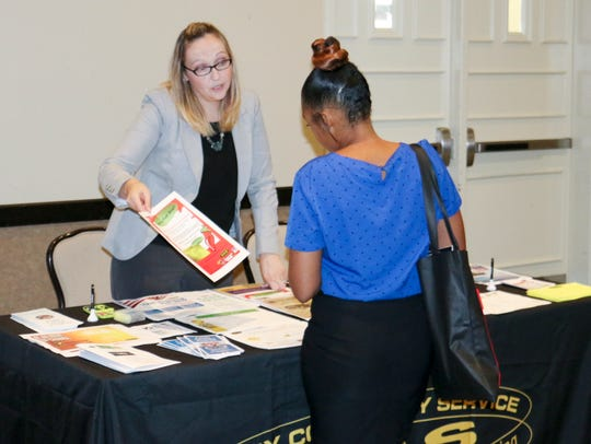 There are several hiring fairs coming up if you need a change of work place.