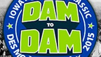 Dam to Dam logo.