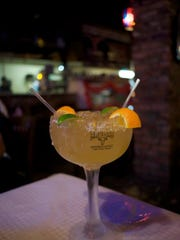 The Bubbarita from Bubba's Roadhouse & Saloon in Cape Coral was voted fan favorite in the Margarita Madness contest.