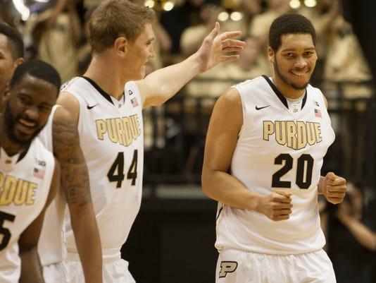 NCAA Basketball: North Carolina State at Purdue