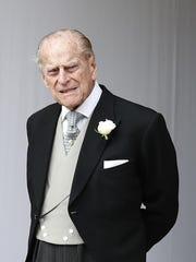 Britain's Prince Philip