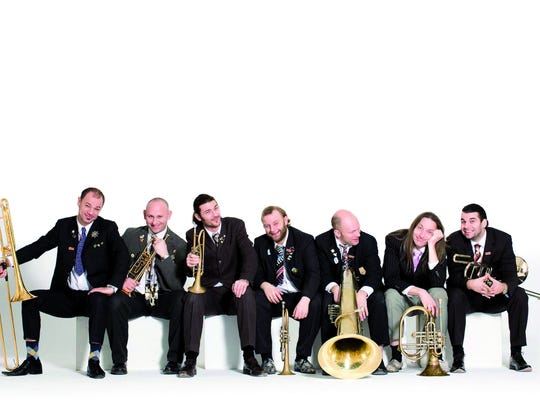 "The Mnozil Brass of Vienna are among ""Mitch's Picks"" for season subscribers."