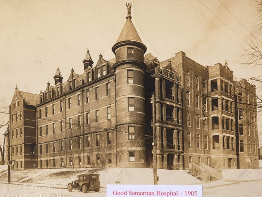 Good Samaritan Hospital in 1905.