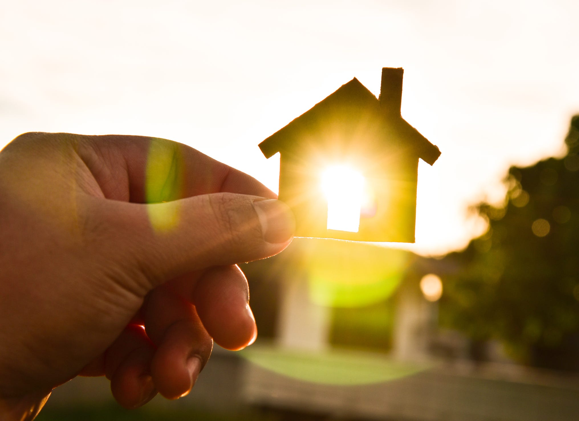 How to find a starter home in