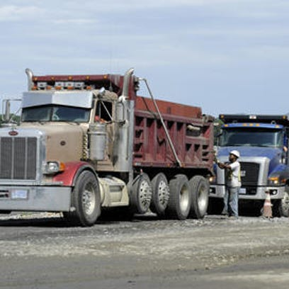Repairs will begin in June for roads damaged by dump trucks hauling coal ash for Duke Energy Progress.