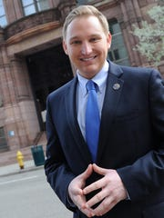 Cincinnati Councilman Chris Seelbach