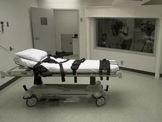 Holman death chamber