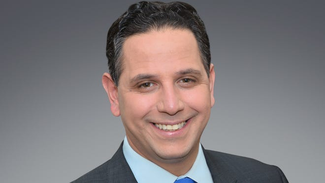 Tony Sayegh, 40, of Eastchester was appointed to the Department of the Treasury by President Donald Trump, the White House announced on March 7, 2017.