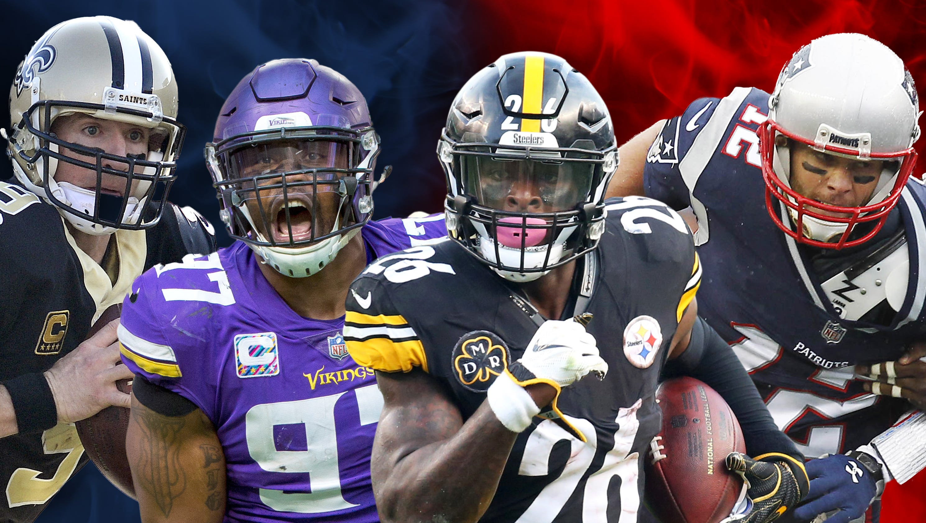 Playoffs Nfl: NFL Playoff Picture Through Week 16
