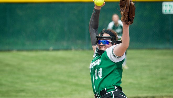 Yorktown overtook Wes-Del in the Delaware County Tournament on Saturday with a final score of 20-0.