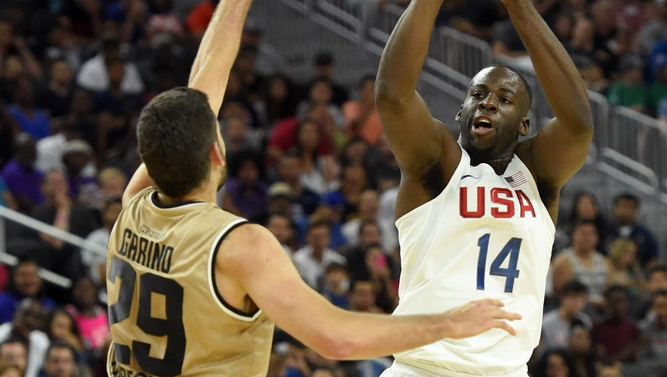 Former Michigan State player Draymond Green is headed