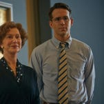 "Helen Mirren and Ryan Reynolds star in the fact-based ""Woman in Gold."""