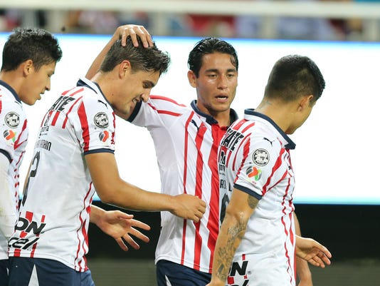 Chivas v Necaxa - Torneo Apertura 2018 Liga MX