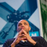 Behind the scenes with Charles Barkley at SXSW