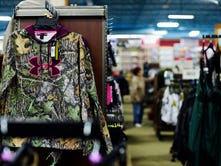 Ladies' hunting gear: It's more than pink camo