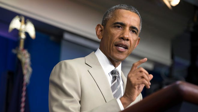 President Barack Obama plans to address the nation on Wednesday night about the ongoing situation in Iraq.