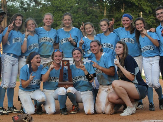 With a 9-7 win over NFC on Friday, the Maclay softball team captured a District 1-3A title while ending 24 games of futility to its rival.