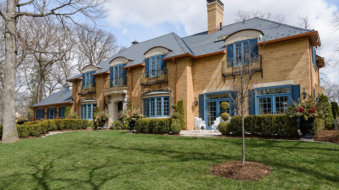 A home in Des Moines' South of Grand area was just listed for $2.3 million. If bought near that price, it would be the most expensive home ever sold in the city.