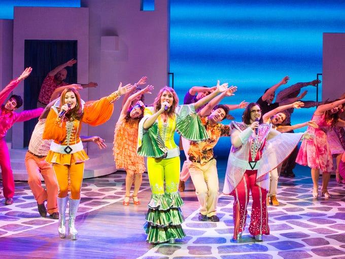 "The company of the ""Mamma Mia!"" Farewell Tour, coming"