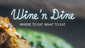Wine 'n Dine is essentially a social media app for