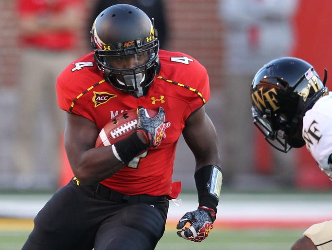No. 64 Maryland:<br /> Wes Brown, his fellow running backs and the Terps' wide receivers give Maryland a diverse menu of options for offense as it enters the Big Ten this season.