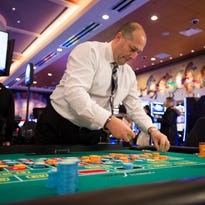 Gallery: Tioga Downs opens as a casino