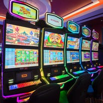 Tioga Downs opens newly expanded gaming floor