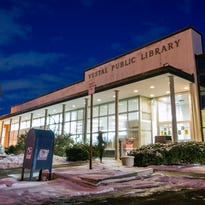 Vestal Public Library closed for repairs