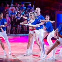 Photos: David Ross in finale of 'Dancing With the Stars' Part 1