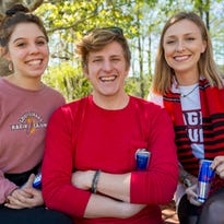 Can these 3 La. students make it across Europe with only Red Bull as currency?