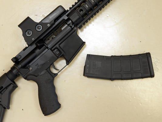 Las Vegas Shooting Ammunition Magazines
