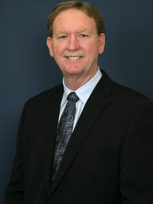 Todd Smith, Mercy Medical Center's new president.