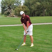 Windsor High School's Brett Krantz finished fourth at his 4A regional Tuesday, Sept. 16. The Wizards finished second and qualified for the state tournament as a team.