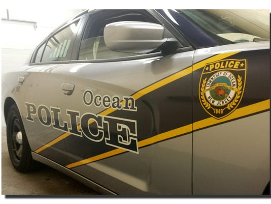 Ocean Township patrol car