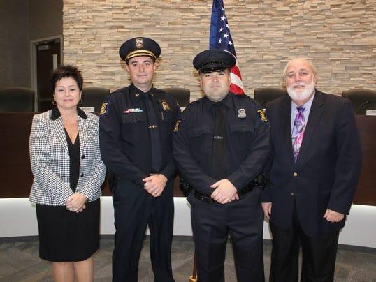 wsd new police officer