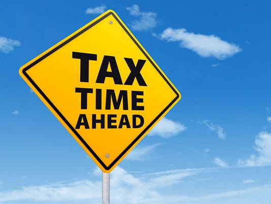 Tax Time Ahead