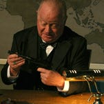 """Edmund Shaff will star in """"Churchill"""" at 7:30 p.m. April 11 in Hall-Moser Theatre at Arts Place, Portland."""