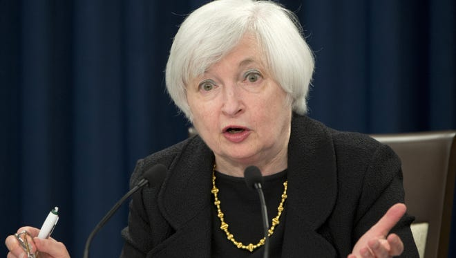 Some economist say Federal Reserve Chair Janet Yellen will aim to convince markets this week that a December rate hike remains a possibility.