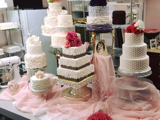 Many vendors at the Metropolitan Bridal Expo will have samples of cake and food.