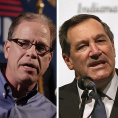 Indiana Senate race: Where Donnelly and Braun stand on senior citizen issues
