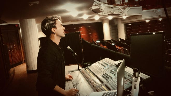 Chris Denny will teach the Kravis Center's virtual songwriting and music production class July 20-24.