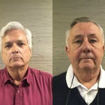 Two 65-year-old men charged with stealing from Knoxville fraternity