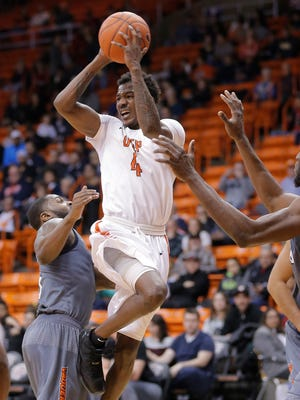UTEP dominates in an 85-64 win Tuesday over University of Texas-Rio Grande Valley.