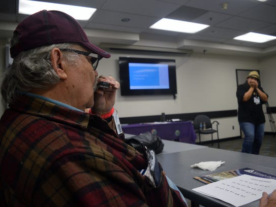 Tulare County residents attended the Better Breathers