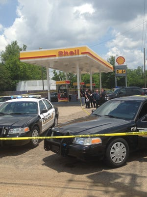 Montgomery police continue to investigate a shooting that occurred Tuesday afternoon.