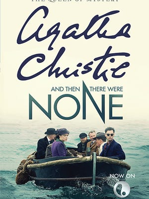 The TV tie-in edition of 'And Then There Were None'